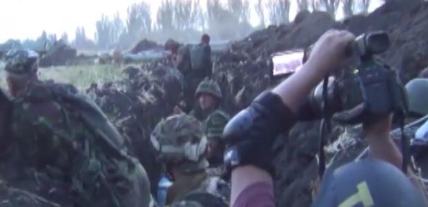 Секретные материалы: как выживали украинские бойцы в