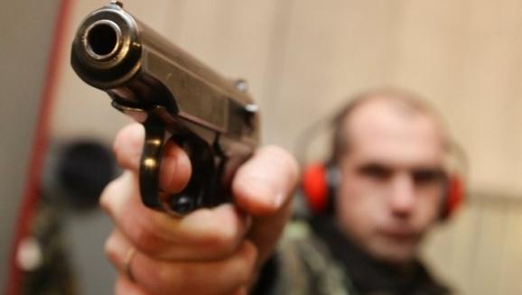 Пистолет / Фото: УНИАН