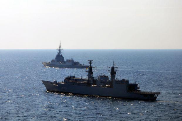 Росія обмежила свободу судноплавства в Чорному морі / фото mil.gov.ua