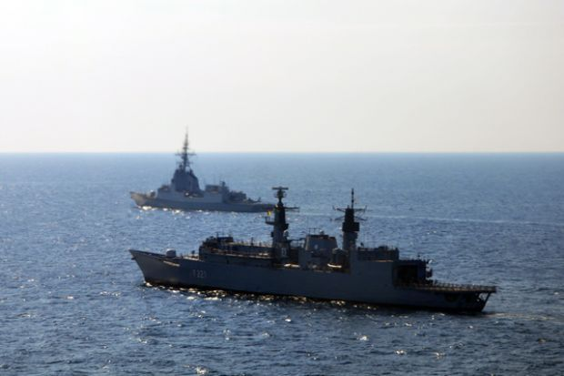 EU reacts to Russia's restriction of navigation in Black Sea near Crimea / Photo from mil.gov.ua