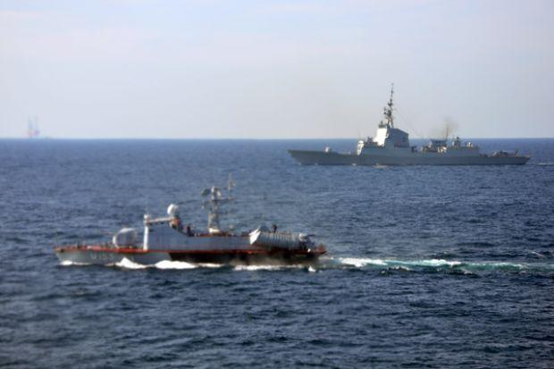 Впервые в учениях примут участие Япония и Южная Корея / mil.gov.ua