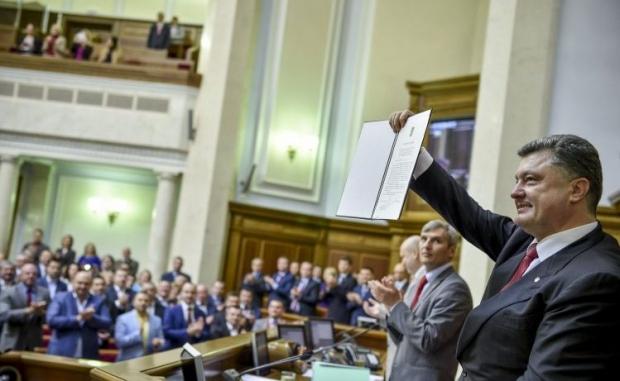 Совет ЕС определил порядок применения Соглашения / Фото УНИАН