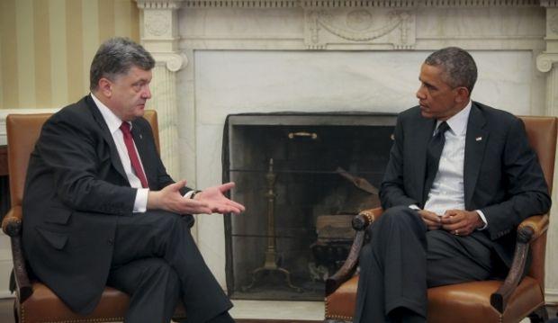 Порошенко, Обама / president.gov.ua