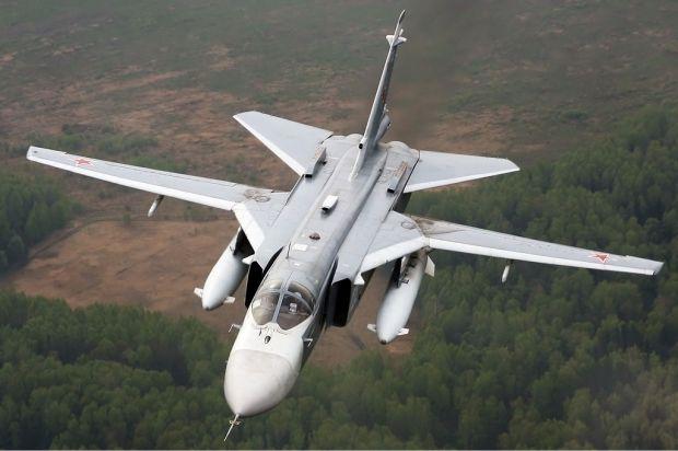 Су-24 / Вікіпедія