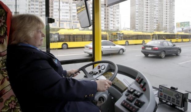 автобус / Фото УНИАН