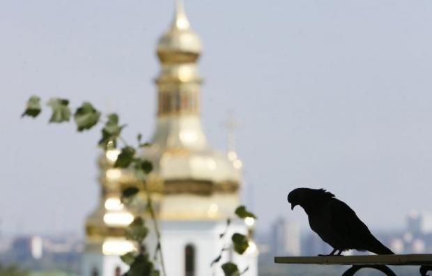 Сегодня УПЦ КП провела собор архиереев / Фото УНИАН