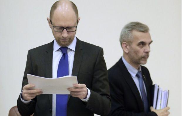 Яценюк предложил уволить Мусия с должности Минздрава / Фото УНИАН