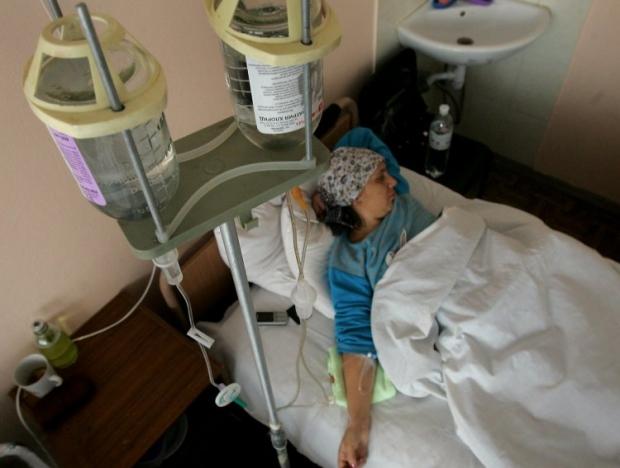 В результате отравления в интернате на Ровенщине госпитализировали девять человек / фото УНИАН