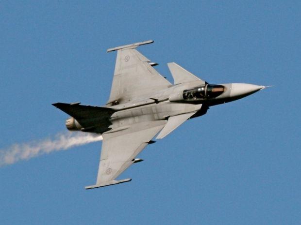 Венгерские истребители типа JAS-39 Gripen патрулируют воздушное пространство стран Балтии / wikipedia.org
