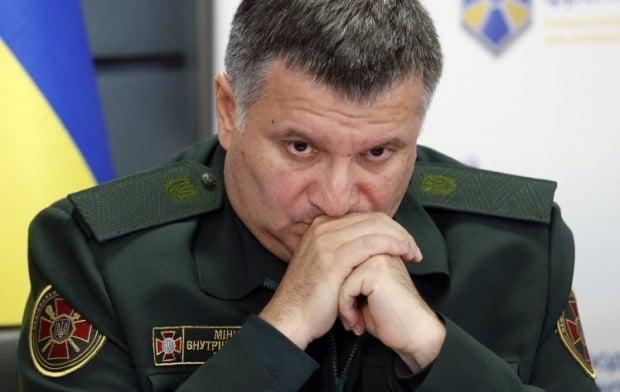 Iterior Minister Arsen Avakov / Photo by UNIAN