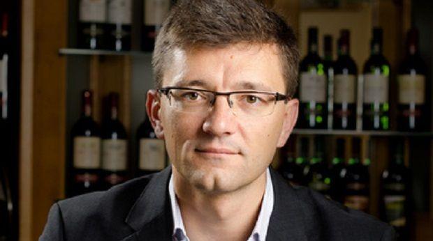 Генеральный директор винодельческой компании Inkerman International Роман Радько / forbes.ua
