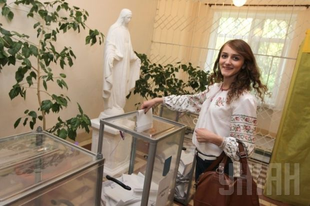 UNIAN will announce the results of the exit poll immediately after polling stations close on Ocotber 26 / Photo by UNIAN
