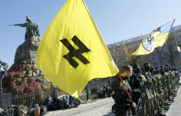 Националистыс сомнительной репутацией проходили в Европе курсы для элитного спецназа / УНИАН