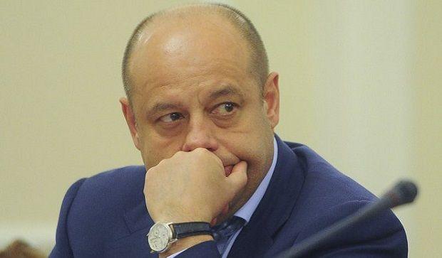 Ukrainian Energy Minister Yuriy Prodan