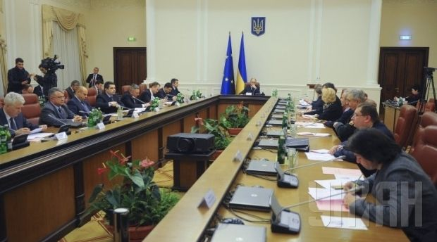 Amid a cold snap, the cabinet has altered its agenda to address the start of the heating season in Ukraine / Photo by UNIAN