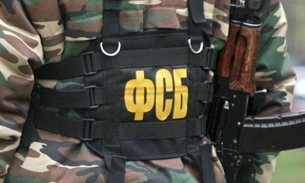 ФСБ задержала украинцев в Крыму / inforesist.org