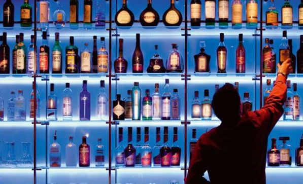 The sale of alcohol in Crimea after 2300 is to be banned from January 1