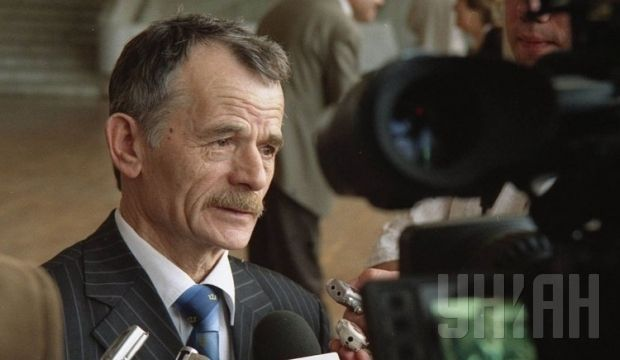 Mustafa Dzhemilev: Some Crimean Tatars are not willing to take the risk of crossing border to vote in Ukraine / Photo by UNIAN