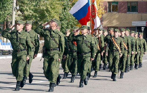 Russian soldiers in Luhansk have told a Western journalist that they were 'ordered to come to Ukraine as volunteers' / Photo by Russian Defense Ministry