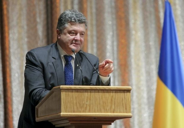 President Petro Poroshenko has created a secret group to fight corruption and smuggling in Ukraine / Photo by UNIAN