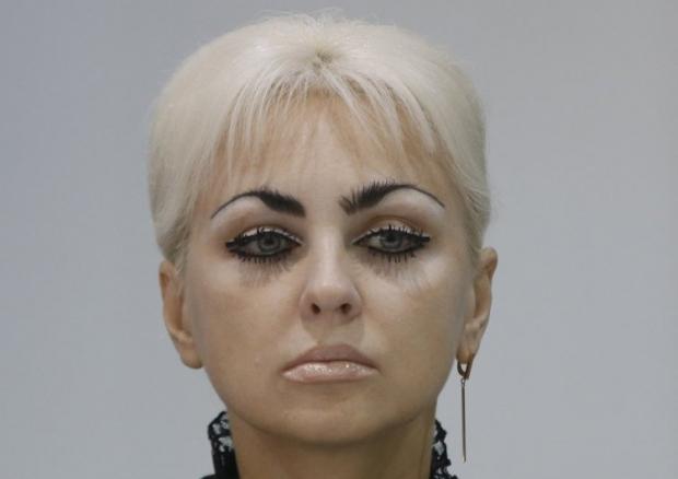 Усенко-Черная получила подарок стоимостью в полмиллиона / Фото УНИАН