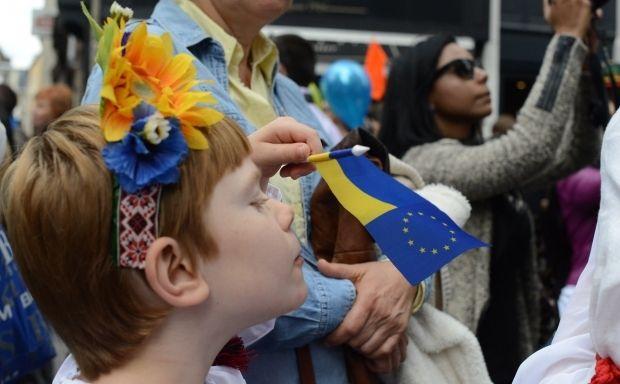 В пятницу - государственный праздник, установленный в 1992 году постановлением Верховной Рады - День независимости Украины/ Ирина Сомер, УНИАН