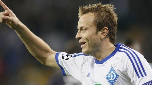 Олег Гусев пока не собирается завершать карьеру / fcdynamo.kiev.ua