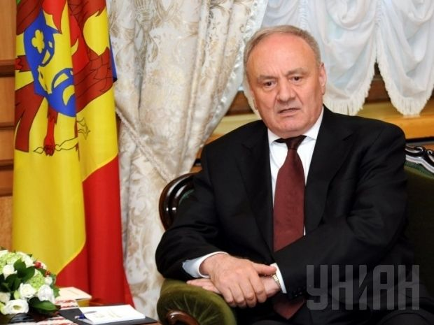 The president of Moldova congratulated Ukraine on holding democratic elections / Photo by UNIAN