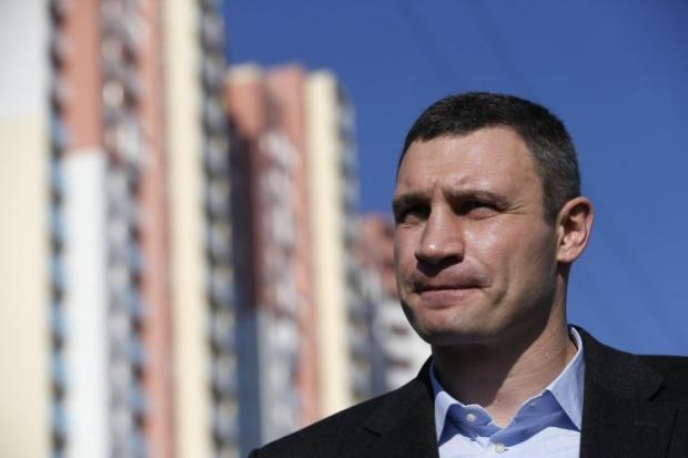Кличко отказался от депутатского мандата / УНИАН