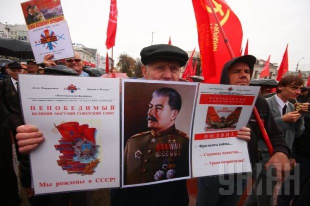 Nearly half of Russians fear a repeat of Stalin-style repression in their country / Photo by UNIAN