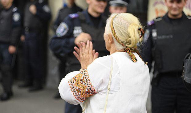 Украина выплатит Швыдкой 5 тыс. евро компенсации /фото Андрей Товстыженко, ZN.UA