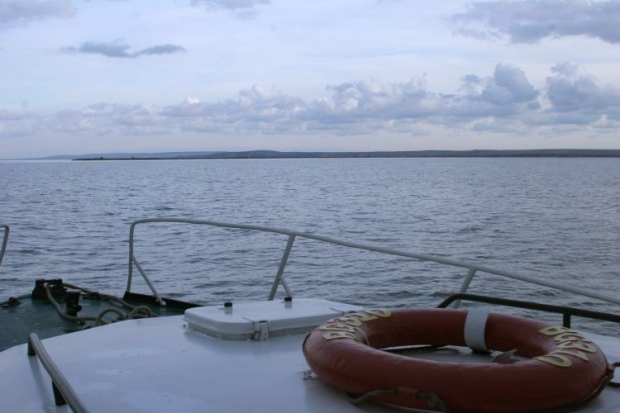 Порошенко отметил, что Украина никогда не признает факт оккупации Керченского пролива и Азовского моря/ фото УНИАН