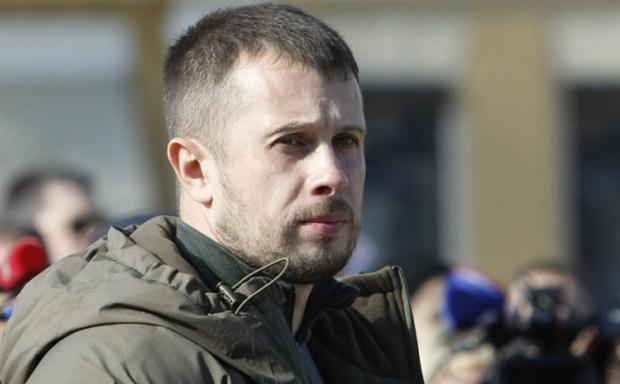 Требования Билецкий озвучил на вече на Майдане / фото УНИАН