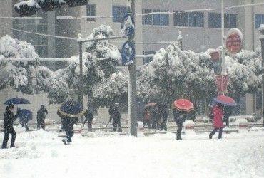 Мокрий сніг і ожеледь: в п'яти областях України очікується погіршення погоди