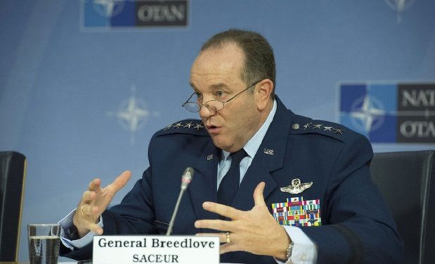 NATO fears the Donbas conflict could worsen the alliance's relations with Moscow / Photo from nato.int