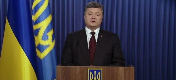 Ukrainian President Petro Poroshenko / Photo by UNIAN