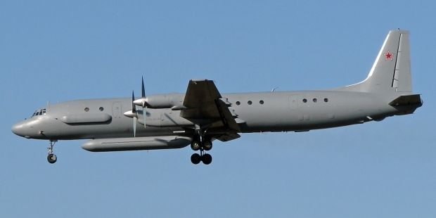 Сейчас россияне проводят операцию по поискам самолета / Wikimedia