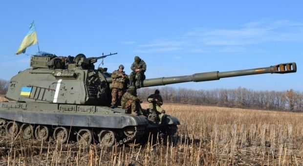 Fighting in Ukraine's eastern conflict zone has intensified in recent days / Photo by UNIAN
