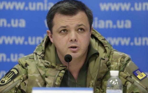 Семенченко отвергает обвинения в свой адрес / Фото УНИАН