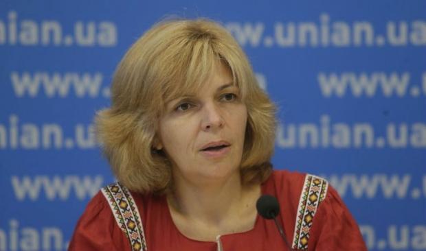 Советник Президента Украины Ольга Богомолец / Фото: УНИАН
