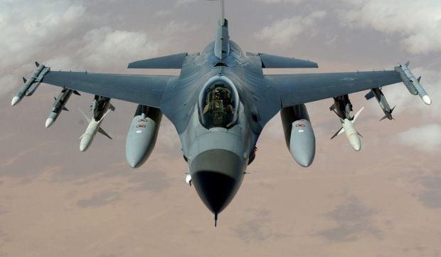 Винищувачі F-16 стоять на озброєнні США з 1979 року / misawa.af.mil