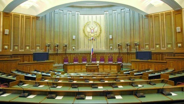 Дело Константина Давыденко слушали в закрытом режиме / supcourt.ru
