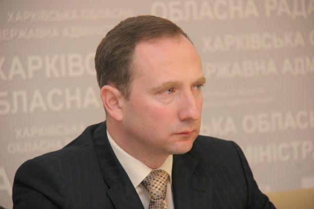 Ihor Rainin / Photo from slk.kh.ua