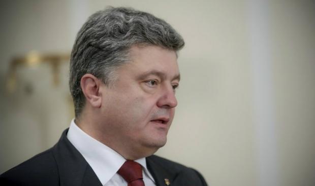Порошенко: Украина получит помощь от Литвы / Фото УНИАН
