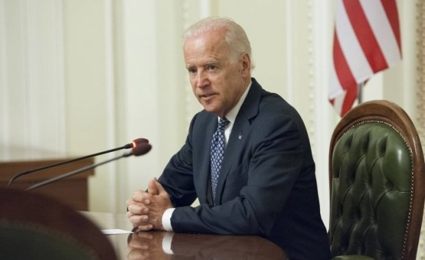 U.S. Vice President says the United States will continue to stand with Ukraine / Photo from UNIAN