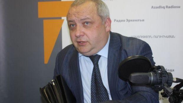 Ігор Гринив /  Радіо Свобода