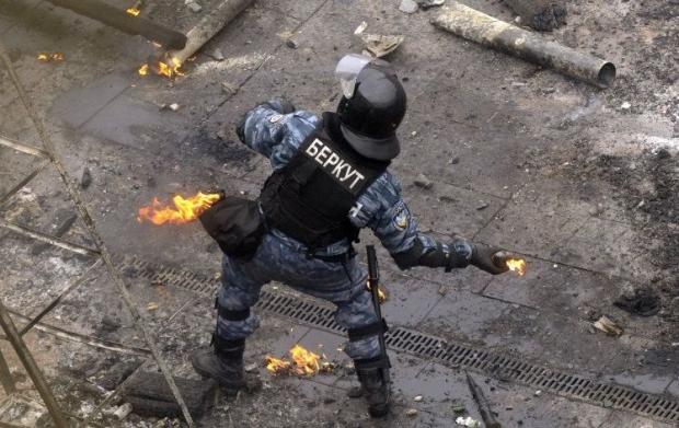 Екс-беркутівцівобвинувачують у масових розстрілах людей на Майдані / Фото УНІАН