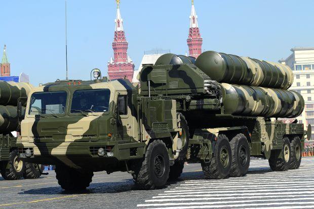 Туреччина не відмовиться від використання російських ЗРК С-400 / фото vpk-news.ru