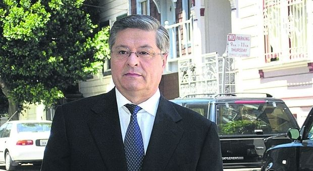 Lazarenko is Ukraine's fifth prime minister who was imprisoned in the U.S. for money laundering / Photo from job-sbu.org