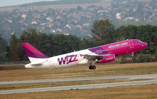 Авиакомпания уже открыла рейс «Берлин – Одесса – Берлин» / wizzair.com